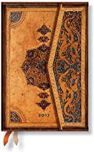 Paperblanks Calendario safawi disch Mini 2017 Vertical deutschsprachige salida