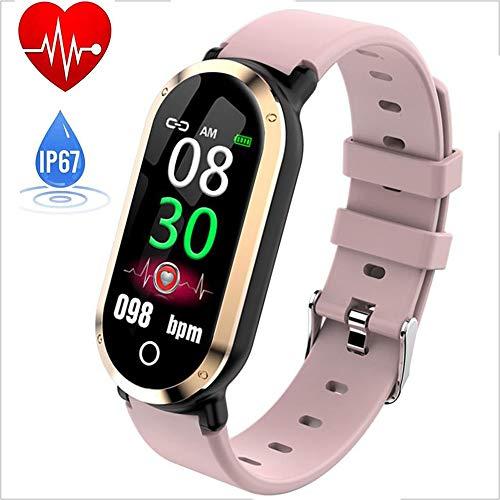 Fitness-Tracker, Smart Armband, IP67 Wasserdichten Sportmesser Schritt Herzfrequenz-Überwachung...