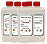 Acide chlorhydrique 33% min. L'Industrie Ware 33–36% HCL 5l (5x 1liter)