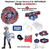 SOLDES 2013 L Drago Destroy F:S 4D (L Drago Destructor) officielle Takara Tomy avec pointe de performance Final Survive - Coffret...