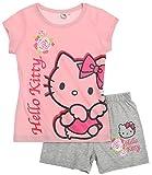 Hello Kitty Mädchen Shorty-Pyjama - rosa - 116