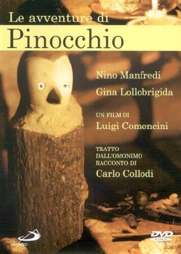The Adventures of Pinocchio ( Le avventure di Pinocchio ) ( Les aventures de Pinocchio ) by Nino Man