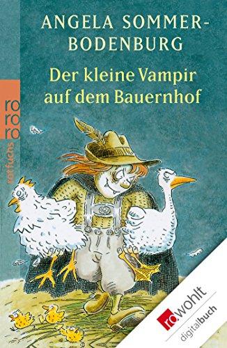 Der kleine Vampir auf dem Bauernhof (German Edition)