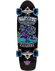 Mindless Calamari 2015vieja escuela Cruiser negro–8,75