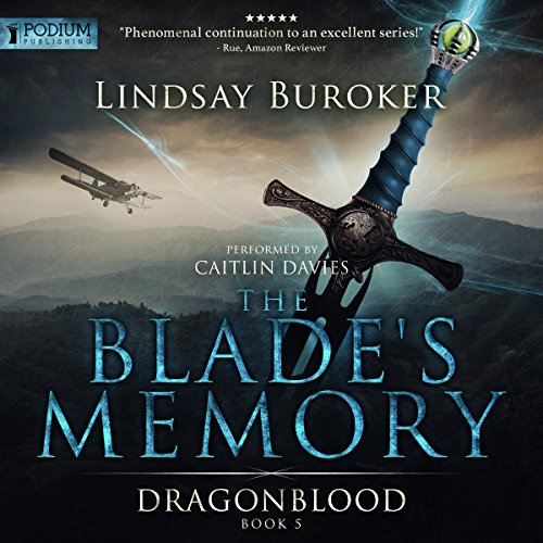 The Blade's Memory: Dragon Blood, Book 5 - Lindsay Buroker - Unabridged