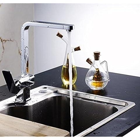 CLG-FLY europeo jade in rame a caldo e a freddo dei rubinetti doccia rubinetti rosa antico oro conca d'Oro Rubinetto Rubinetto americano,E#4con alta