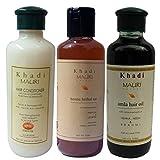 Khadi Mauri Amla Hair Oil - Herbal Hair ...