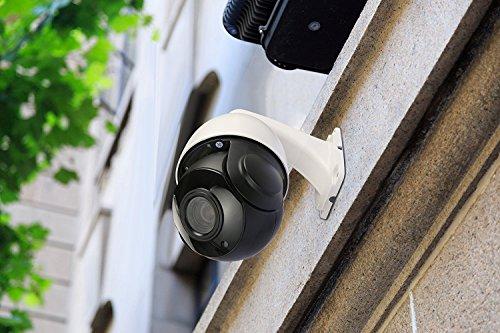 2MP POE PTZ IP Überwachungskamera 1080P 20X Optischer Zoom Dome Kamera Nachtsicht Indoor/Outdoor IP66 Wasserdicht