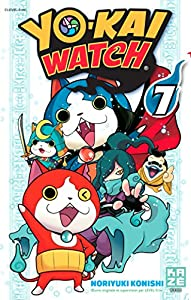 Yo-Kai Watch Edition simple Tome 7