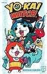 Yo-Kai Watch, tome 7  par Konishi