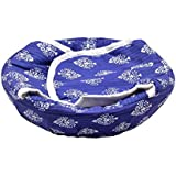 Any Kitchen Roti Cotton Cloth Basket Washable with Chain