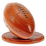 SODIAL Rugby Ball 3D Jigsaw Puzzles per gli adulti e bambini: Regali della novita' di Uomini o Donne