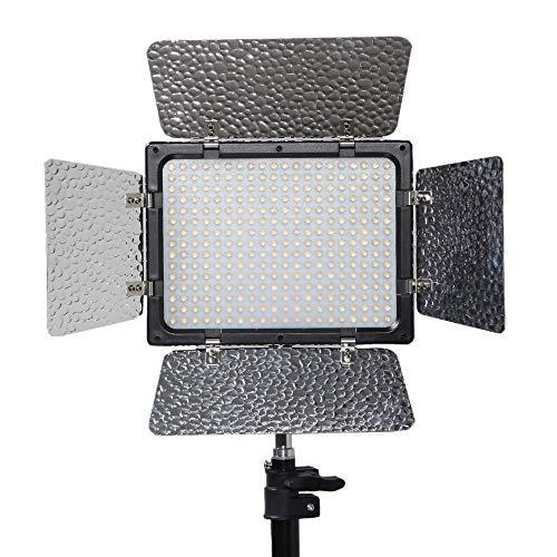 REFURBISHHOUSE W300 Led Kamera Gute Qualit?t Video Licht Für Jvc Olympus Kameras Und Camcorder