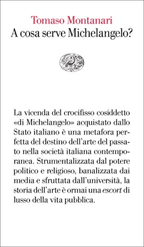 A cosa serve Michelangelo? (Vele Vol. 64) (Italian Edition)