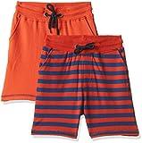 #6: Cherokee Boys' Regular Fit Shorts (Pack of 2)