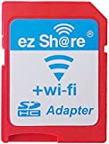 Ez Share High Speed Wireless WIFI WlAN SD Card Class10 SDHC Adapter DSLR