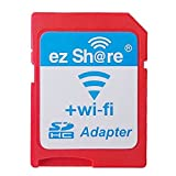 Ez Share Klasse-10-SDHC-Adapter-DSLR für kabellose Highspeed-WiFi-WLAN-SD-Karte  Test
