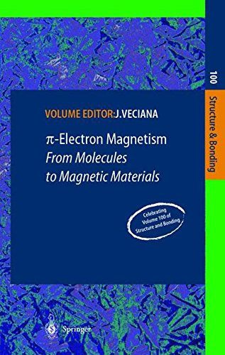 electron-magnetism-from-molecules-to-magnetic-materials-structure-and-bonding