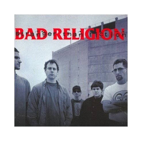 Bad Religion: Stranger Than Fiction (Remastered) [Winyl]