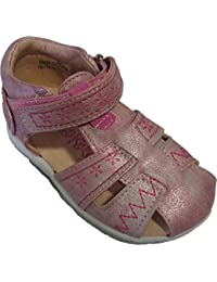 Sandales roses pour bébés filles