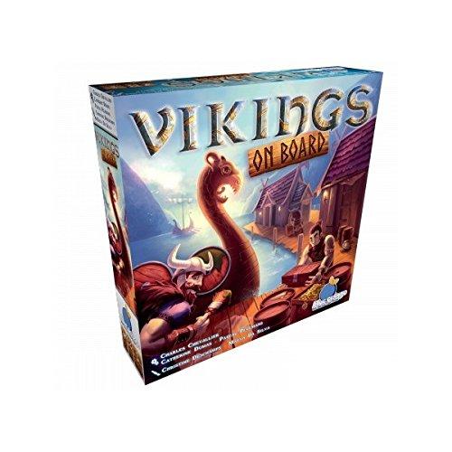 Blue Orange Morapiaf Vikings on Board (Reglas en Castellano, Frances, Ingles, Alemán, Italiano, Portugues)
