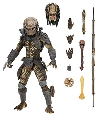 "Preisvergleich Produktbild Predator 2 7"" Scale Action Figure Ultimate City Hunter"