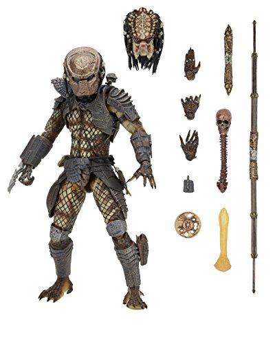 Predator- Ultimate City Hunter Figura, Color, 18 cm (NEC0NC51549) 1