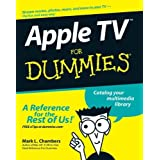 Apple TV For Dummies by Mark L. Chambers (2007-08-27)