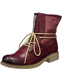 Rieker Damen Z2118 Kurzschaft Stiefel