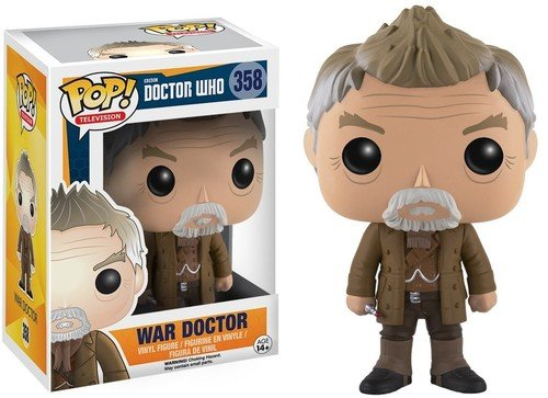 funko pop doctor who FunKo 9908 No POP Vinylfigur Who: War Doctor