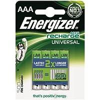 Energizer 635673 Power Plus Batteria, AAA, 500 Mah