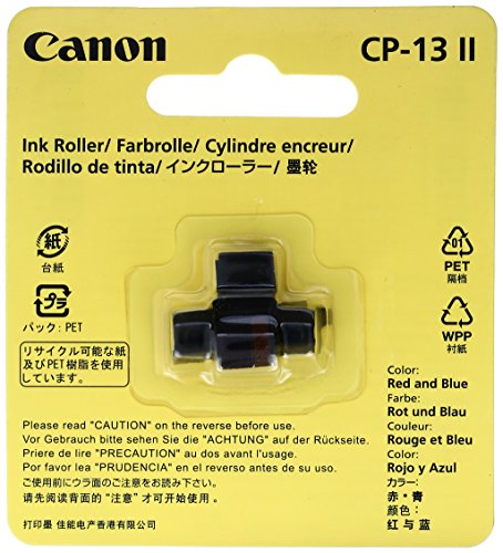 Canon 4191A001 CP-13 Ink Roll, Viola, 1 Pezzo