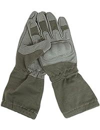 Handschuhe Action Gloves flammhemmend mit Stulpe foliage