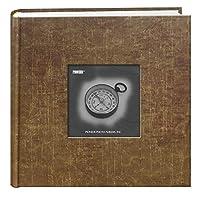ألبوم صور بايونير DA-200MAP/WM 200 جيب مع غطاء مطبوع بتصميم السفر، خرائط عالمية