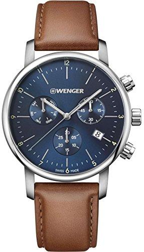 Wenger Urban Classic Chrono orologi uomo 01.1743.104
