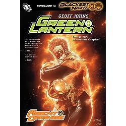 Green Lantern: Agent Orange (Blackest Night) - Ingles