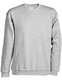 James & Nicholson Men's Sweatshirt Round Heavy Long Sleeve Sweatshirt
