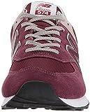New Balance Herren 574v2 Core Sneaker, Rot (Burgundy), 38.5 EU - 4