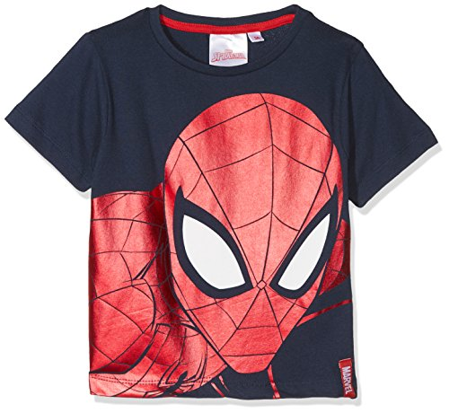 Spiderman Boy's Sois Un Héros T-Shirt