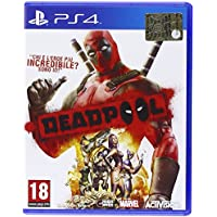 Deadpool - Play Station 4 - Console Nastro
