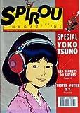 Spirou n° 2760 - 06/03/1991 - Spécial Yoko Tsuno/Les secrets du succès/Testez votre Q. Y.