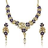 Atasi International Blue Necklace Set