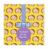 A Present for My Teacher: Female
