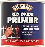 Hammerite 5092843 250ml Primer - Red Oxide