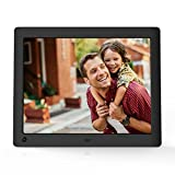 NIX Advance - 8 inch Hi-Res Digital Photo Frame with Motion...
