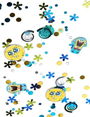 Amscan International 34G Spongebob Konfetti
