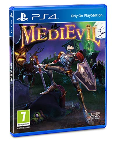 Medievil PS4 (PS4) Best Price and Cheapest