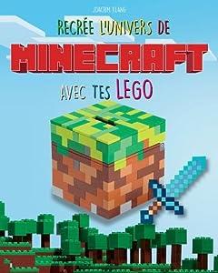 """Afficher """"Recrée l'univers de Minecraft avec tes LEGO"""""""
