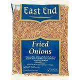 East End 500g De Cebollas Fritas (Paquete de 6)