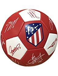 Balon Oficial Atletico de Madrid - Size 5 - Firmas